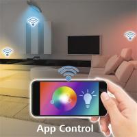 Hama 176583 E14 5,5W RGB okos Wifi LED izzó