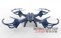 Predator FPV U842 WiFi drón ( 2.4 GHz, 2 MP-es HD kamerával, WiFi videó stream ) kék-ezüst