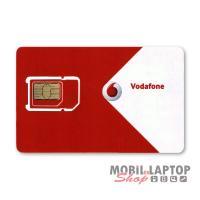 SIM kártya Vodafone REGISZTRÁLATLAN 0Ft lebeszélhető