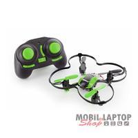 UDI R/C U839 Mini drón ( 2.4 GHz, 360 fokos fordulat ) fekete-zöld